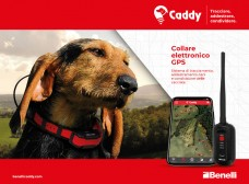 Benelli Caddy Collare Gps